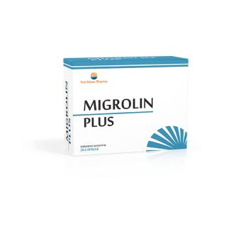 Migrolin plus 30 cps SUN WAVE PHARMA