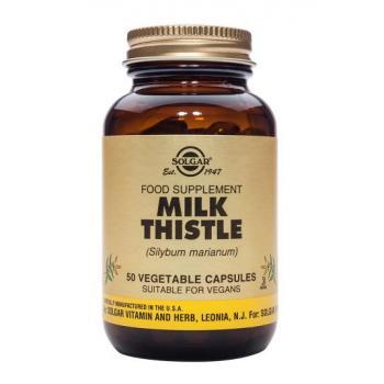 Milk thistle 50 cps SOLGAR