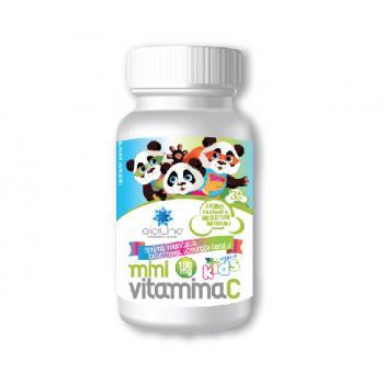 Mini vitamina c 100  30 cpr BIO SUN LINE