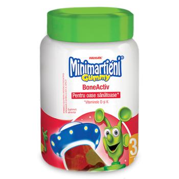 Minimartieni gummy boneactive 60 cps WALMARK