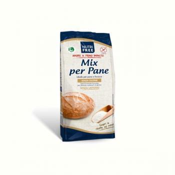 Mix pentru paine, fara gluten 1000 gr NUTRIFREE