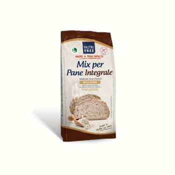 Mix pentru paine integrala 1000 gr NUTRIFREE