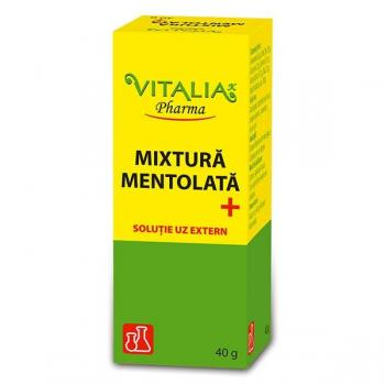 Mixtura mentolata plus 40 ml VITALIA - VIVA