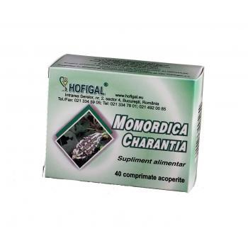 Momordica charantia 40 cpr HOFIGAL
