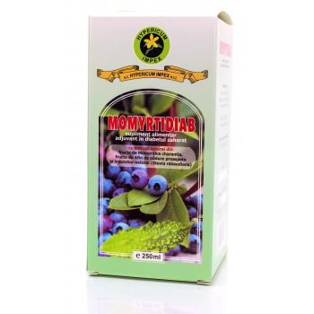 Momyrtidiab 250 ml HYPERICUM