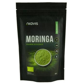 Moringa pulbere ecologica (bio) 125 gr NIAVIS