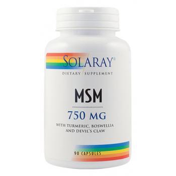 MSM 90 cps SOLARAY