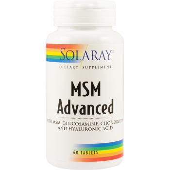 Msm advanced tablets 60 tbl SOLARAY