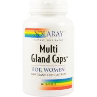 Multi gland caps for women