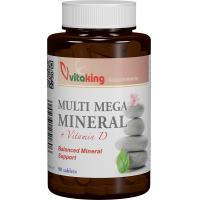 Multi mega mineral cu vitamina d