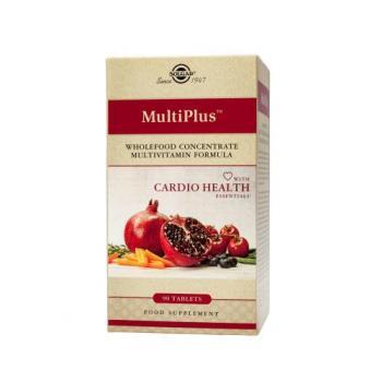 Multiplus cardio health 90 tbl SOLGAR