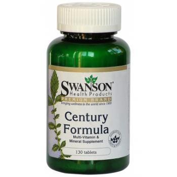 Multivitamina century 130 cps SWANSON