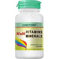 Multivitamine multiminerale