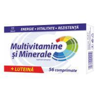 Multivitamine si minerale + luteina
