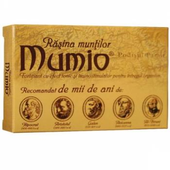 Mumio rasina muntilor 60 tbl RADU & SONS