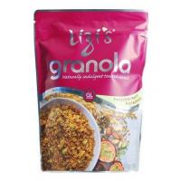 Musli granola lizi`s cu fructul pasiunii si fistic