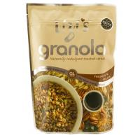 Musli granola lizi`s cu melisa si nuci pecan