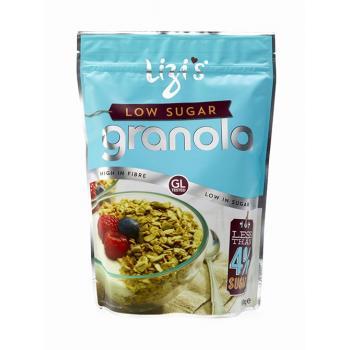 Musli granola lizi`s cu nuci de cocos 500 gr UNICORN NATURALS