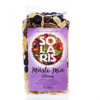 Musli mix cu alune 150 gr SOLARIS