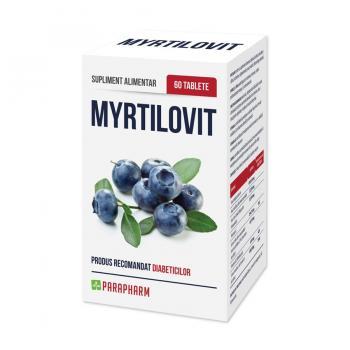 Myrtilovit 60 tbl PARAPHARM