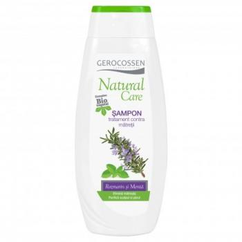 Natural care sampon contra matretii 400 ml NATURAL