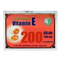 Natural cu vitamina e 200mg