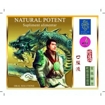 Natural potent 10ml 4 ml NATURALIA DIET