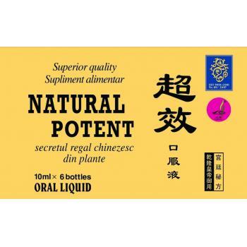 Natural potent 10ml 6 ml NATURALIA DIET