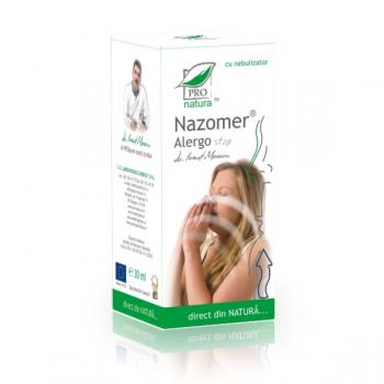 Nazomer alergo stop  30 ml PRO NATURA