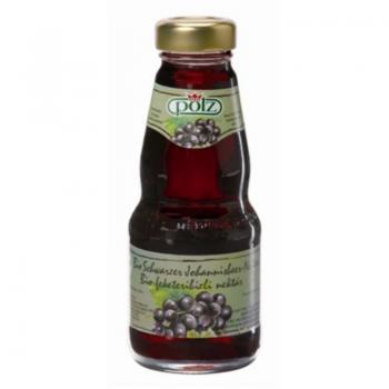 Nectar de coacaze negre bio 200 ml POLZ