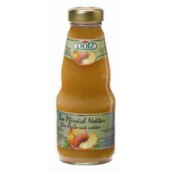 Nectar de piersici bio 200 ml POLZ