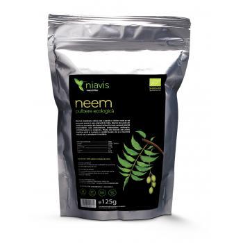 Neem pulbere ecologica (bio) 125 gr NIAVIS