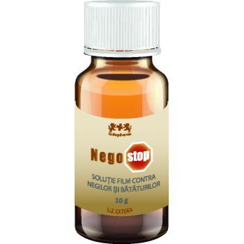 Negostop, solutie film contra negilor si bataturilor 10 ml INFOFARM