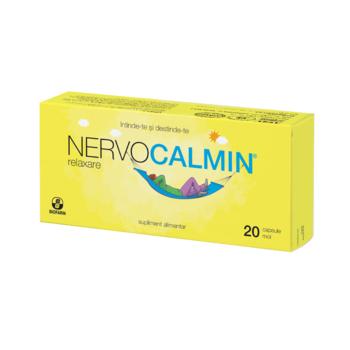 Nervocalmin relaxare 20 cps BIOFARM