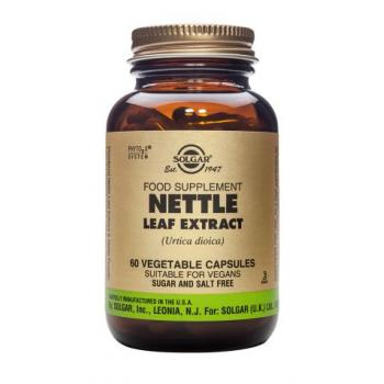 Nettle leaf extract 60 cps SOLGAR