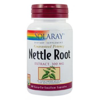 Nettle root ( urzica ) 60 cps SOLARAY