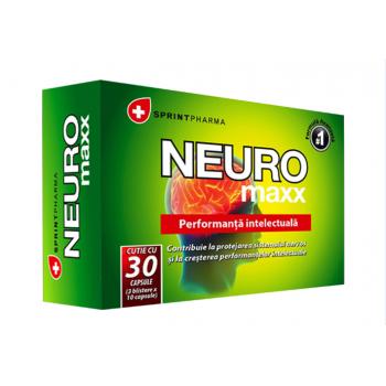 Neuro maxx 30 cps SPRINT PHARMA