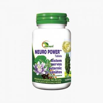Neuro power 100 cps AYURMED