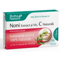 Noni extract + vit.c naturala