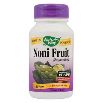 Noni fruit standardized 60 cps NATURES WAY