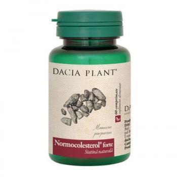 Normocolesterol forte 60 cpr DACIA PLANT
