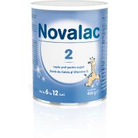 Novalac 2, lapte praf pentru sugari