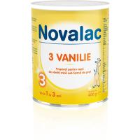 Novalac 3 vanilie, pentru copii de varsta mica