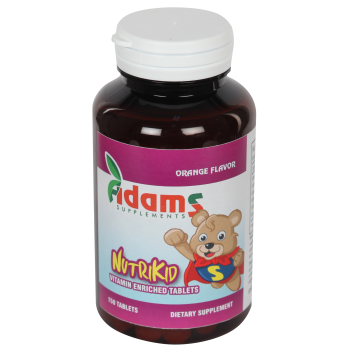 Nutrikid 150 tbl ADAMS SUPPLEMENTS