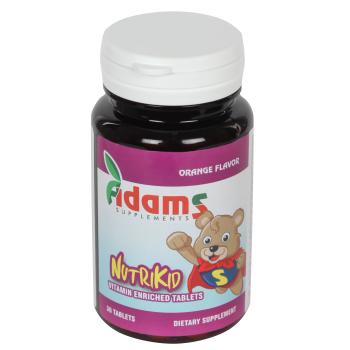 Nutrikid 30 tbl ADAMS SUPPLEMENTS