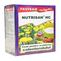 Nutrisan hc- ceai hipocolesterolemiant a035 FAVISAN