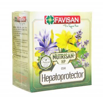 Nutrisan hp- ceai hepatoprotector a034 50 gr FAVISAN