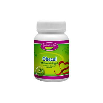 Obecol 120 tbl INDIAN HERBAL