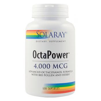 Octapower 120 cps SOLARAY