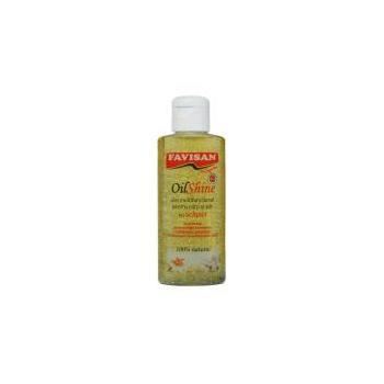 Oilshine-ulei multifunctional pentru corp si par cu sclipici 100 ml FAVISAN